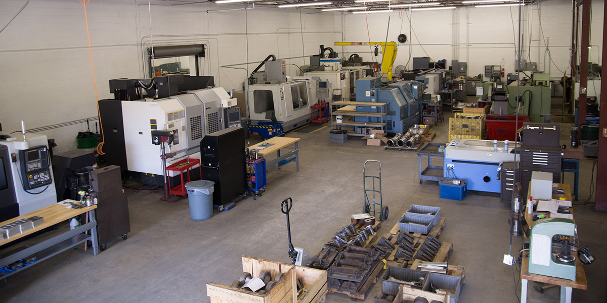 Services & Equipment – Advanced Manufacturing Solutions